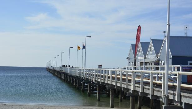 Geographe Bay, Busselton (Sue Williams)